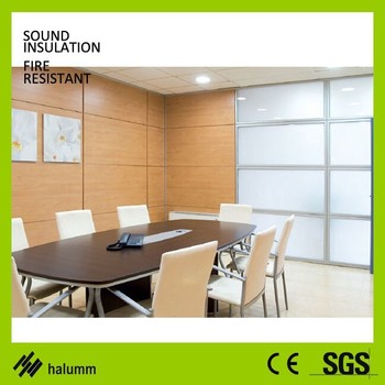 Wooden Partition Wall Office Room Used Partition Walls Fire