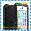 IP68 good protective waterproof metal heavy duty metal case for iphone