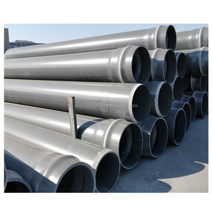 China Factory High Pressure PVC UPVC Agricultural Irrigation Pipes 300mm