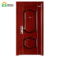 2018 Hot sale China Steel Main Door Design Exterior Door Steel Door Low Prices soundproof waterproof