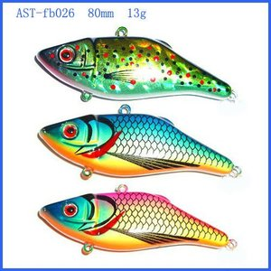 high quality swimming well plastic fish lure