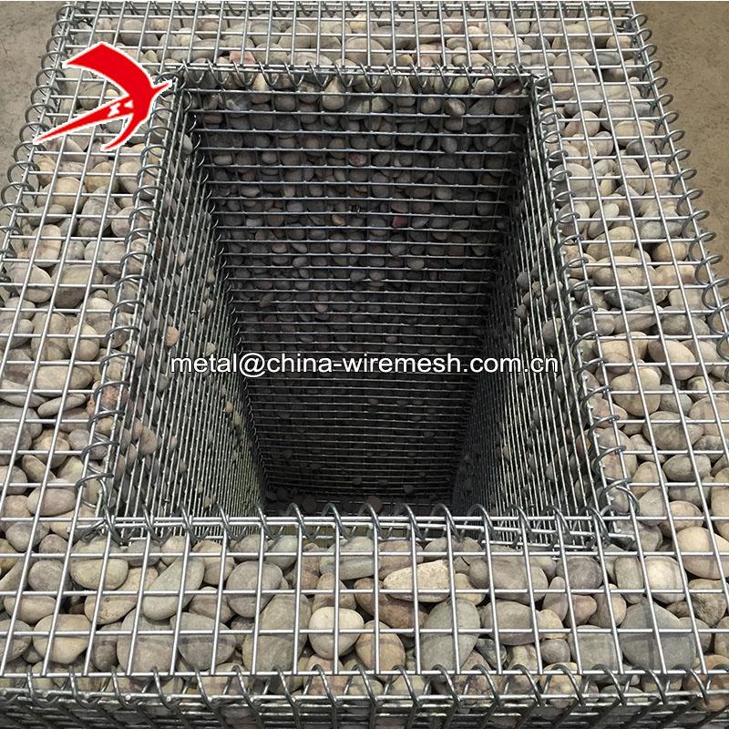 Finden Sie Hohe Qualität Gabion Zaun 50x50 Hersteller und Gabion ...