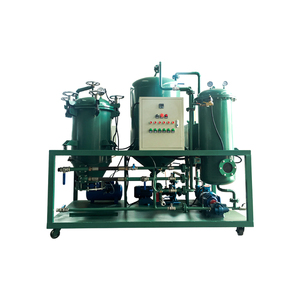 Low Energy Consumption insulating transformer oil treatment machine