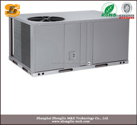 SHENGLIN Vertical Draw-Thru type 5 ton rooftop package air conditioning ac unit