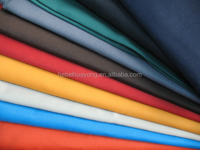 100t fabric for twill fabric wholesale cheap factory direct price for workwear