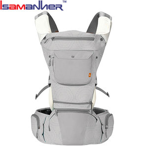 Wholesale hands free carry sling bag 100% cotton baby carrier 360