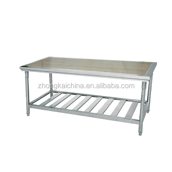 hospital equipment work table t012