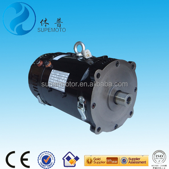 Best 5kw 48v 60v 72v Dc Traction Motor