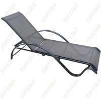 Aluminum Outdoor Beach Swimming Pool Lounger Chair