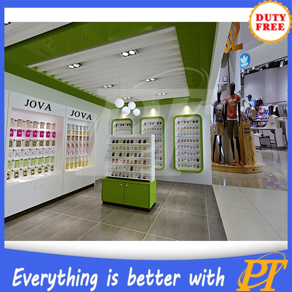 Retail Store Interior Design For Mobile Shop