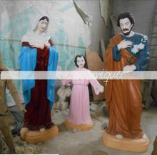 famous resin Joseph religious church sculpture