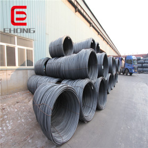 tangshan carbon steel ! wire rod sae 1006 steel sae 1008 wire rod 1018 / 6mm wire rod coil