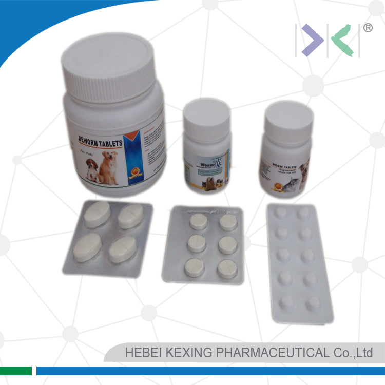 PET dewormers Tablet