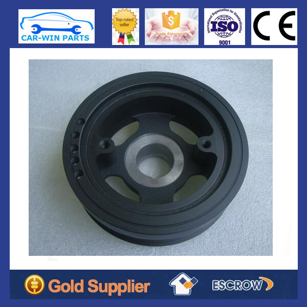 13408-30010 13408-30011 Harmonic Balancer crankshaft pulley for Toyota DYNA HIACE HILUX LAND CRUISER TACOMA 2.5 3.0 D-4D