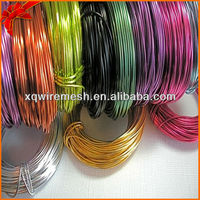 Flat /round art wire(DIY color as your requst)