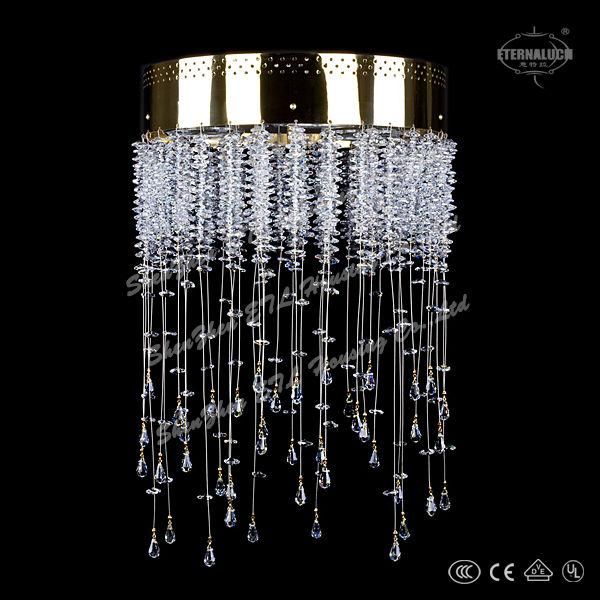 Canada 2014 moderno comedor ara as de cristal etl82083 - Colgantes de cristal para lamparas ...