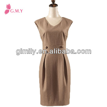 79b5430b051c 2014 Ladies Official Woolen Women Dress China Manufacturer - Buy ...