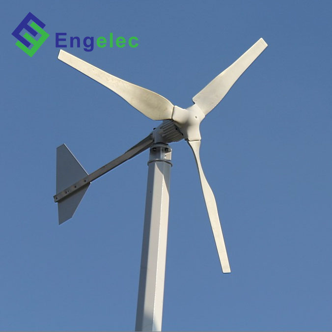 High Quality 220 Volt Wind Generator 6kw Wind Turbine Generator 6kw Factory  3pcs Reinforce Fiber Glass Blades 96v/120v/240v - Buy Wind Generator