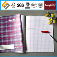 wholesale school supplies cheap 55gsm soft cover planner