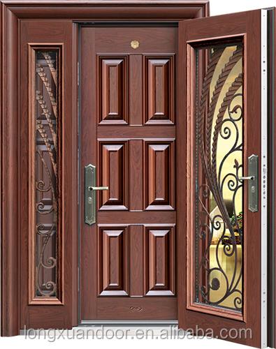 Puertas exterior metalicas beautiful vallas y puertas de for Puertas exterior metalicas baratas