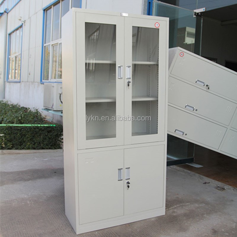 steel filing cabinet / High Quality Big Office Filling Cabinet
