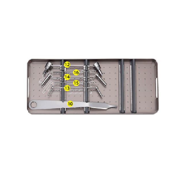 Orthopedic Small Bone Fracture Surgical Instrument Set