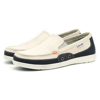 China shoes supplier mens driving boat shoes