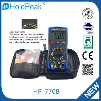 Holdpeak Brand 770b Good Reputation Analog Multimeter