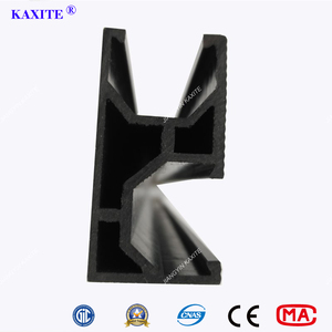 Strong Heat Resistance Polyamide Solar Panel Mount Undercarriage For Grand Mounted PV