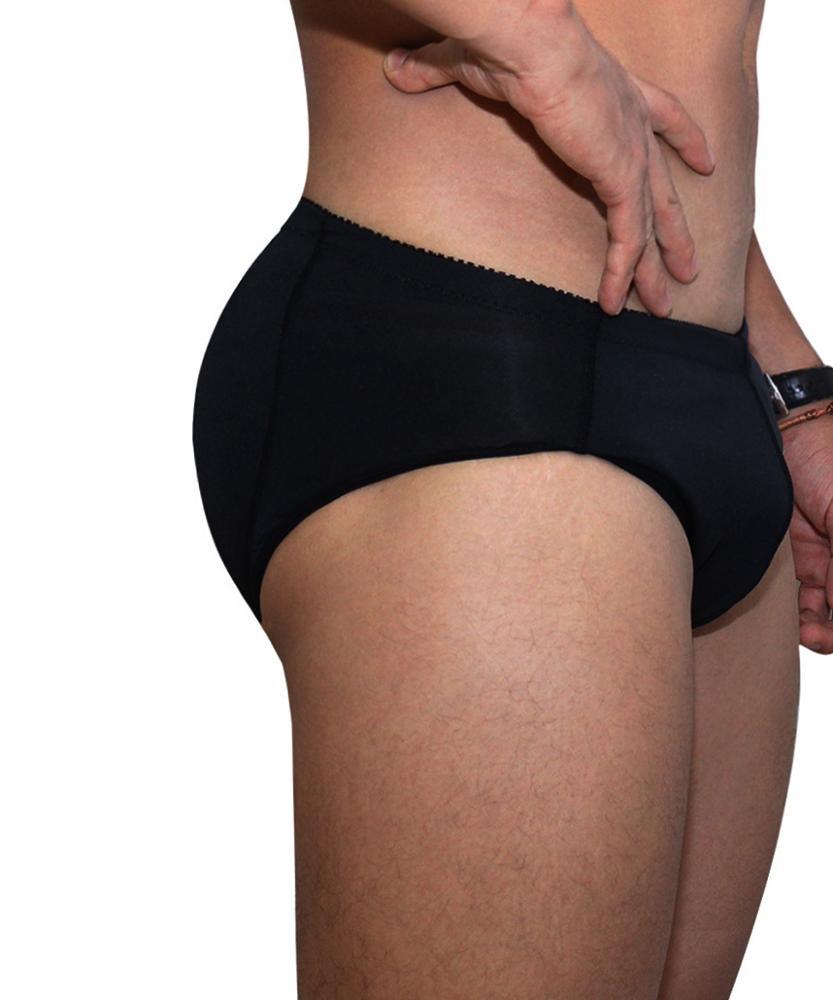 Men Tummy Shaper Briefs Waist Body Slimmer Underwear Firm Control Belly Girdle Abdomen Compression Panties