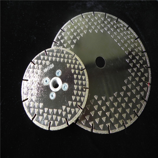 top diamond tools  circular saw blades for cutting  marble and glass fiber