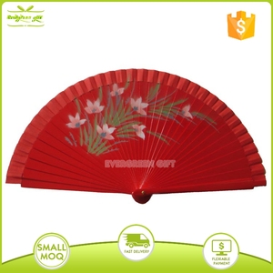 big spanish hand fan
