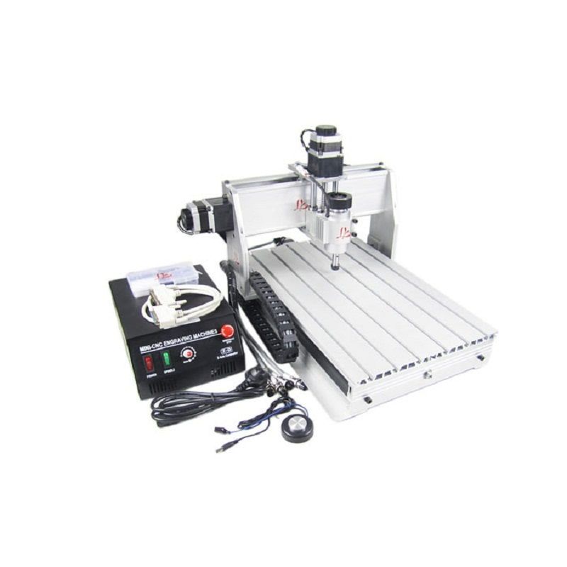 MINI cnc machine, 3040 Z-DQ( 3040Z-DQ) home cnc router with ball screw, can ship from China/UK/US for this price