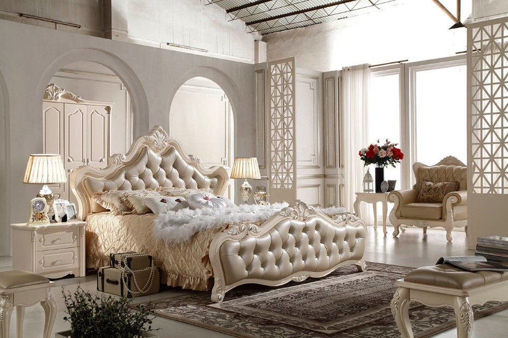 compare prices on modern french bedroom furniture online shopping buy low price modern french. Black Bedroom Furniture Sets. Home Design Ideas