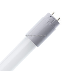 Hot Sale! 36W SMD 196pcs 2835 AC85-265V Constant Current Non-isolated Driver Hig PF Full Nano Plastic T8 Tube