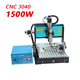 legacy woodworking Mini cnc wood router Wood kit Craft Carving Small Cnc Milling machinery Metal Cnc Router Machine