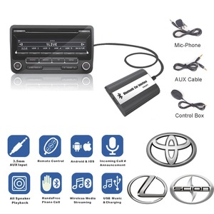 Toyota Bluetooth Car Kit, Toyota Bluetooth Car Kit Suppliers