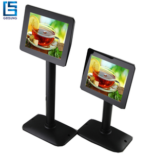 Mini size customer display pole display displaylink USB monitor