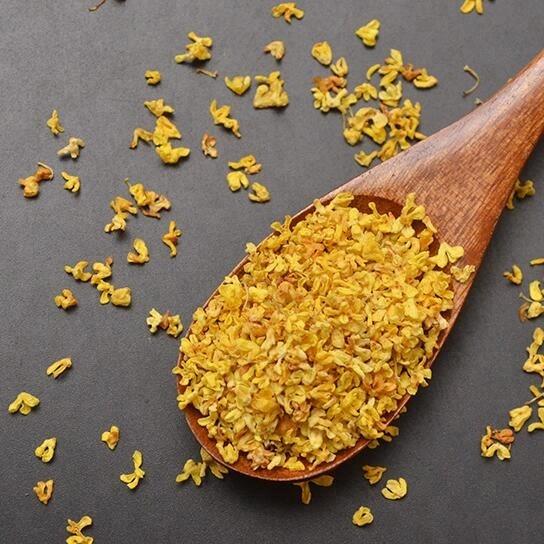 GMP certificate Blooming Flower Tea wholesale natural organic dried Osmanthus - 4uTea | 4uTea.com