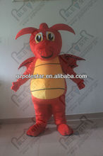popular dragon mascot costumes for party or commeccial activity