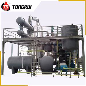 latest design all particles removing engine oil filter recycling machine