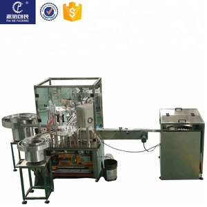 Automatic Manufacturing nail polish websites filler machine for nail polish