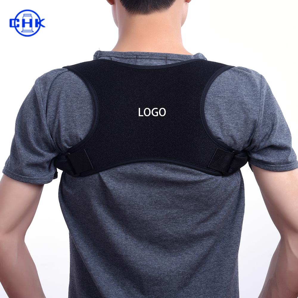 Adjustable Humpback Posture Corrector Support Brace for Men&Women фото