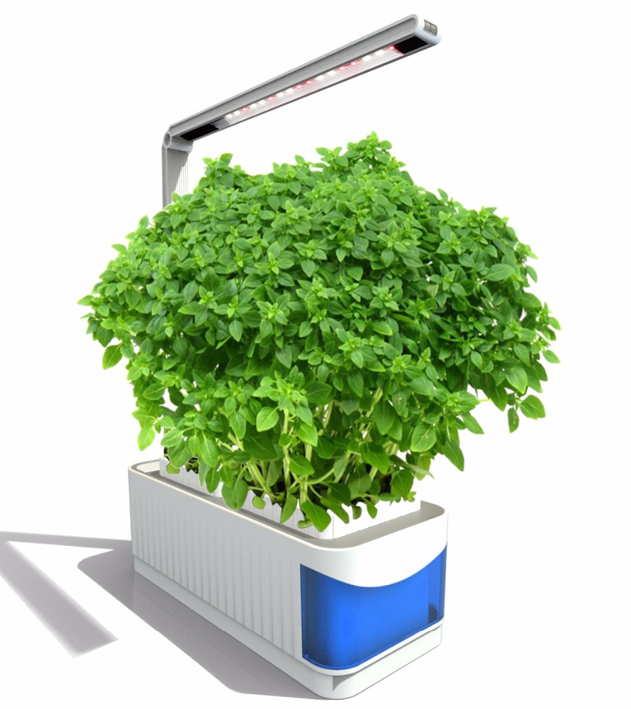 Wholesale Led Plant Grow Kit Indoor Herb Garden Plants Light