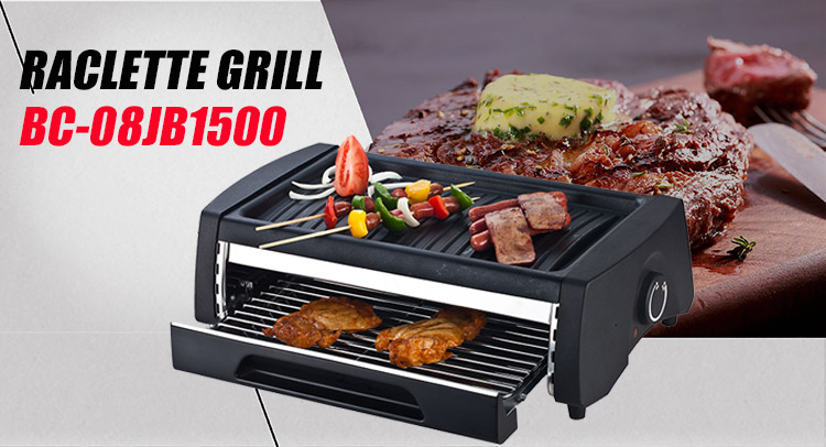 Japanese Electric Indoor Aluminum Yakitori Tabletop Bbq Grill Oven ...