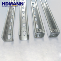 SS316 Stainless Steel Strut C Channel