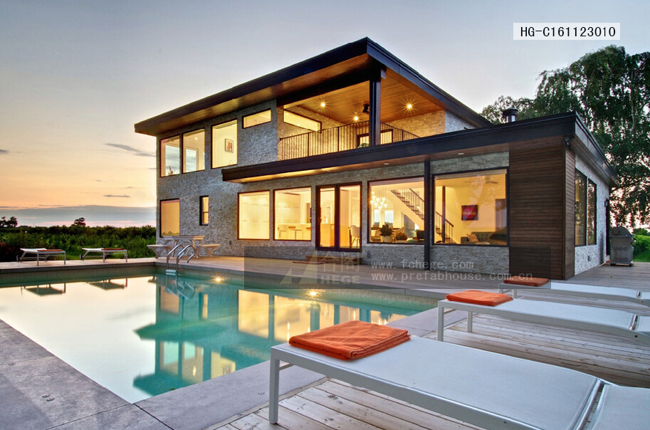 Modern Container House Prefab House Prefabricated Luxury