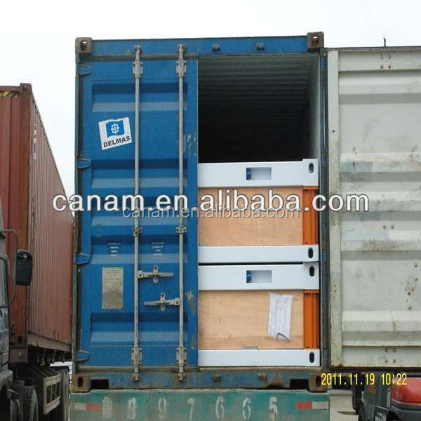 Canam-Building material technology Prefab house production line