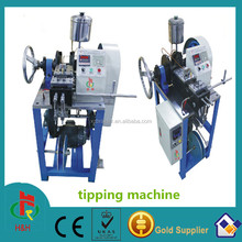 CE Shoe laces tipping machine used for cutting shoelace