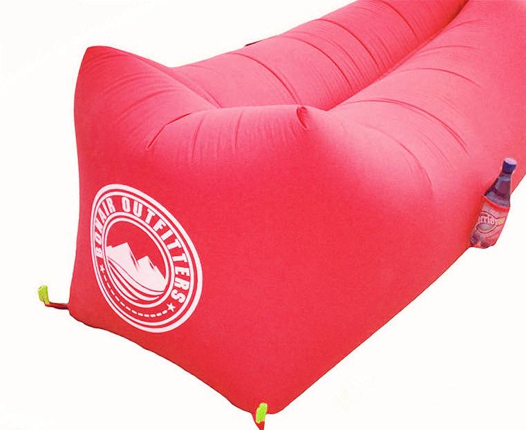 outdoor aufblasbare couch leichte air liege neue jahr beste geschenk schlafen luft sofa f r. Black Bedroom Furniture Sets. Home Design Ideas